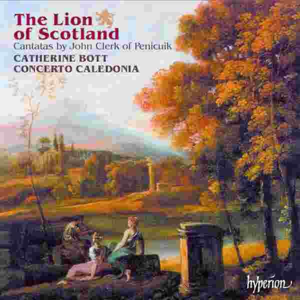 The Lion of Scotland