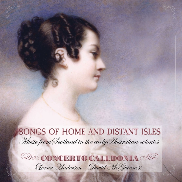 Songs of Home and Distant Isles