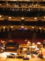 from the organ console, Usher Hall 2007