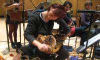 <strong>Clare Salaman tunes the hurdy gurdy</strong><br>and it was more than worth it every time